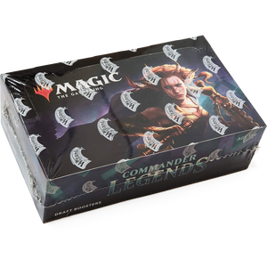 Commander Legends:  Magic The Gathering Draft Booster Box  [79643]