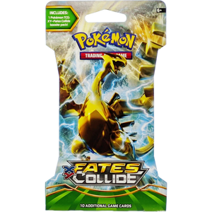 XY Fates Collide (Lugia BREAK Cover Art): Pokemon Trading Card Game Booster Pack (80114 / B)
