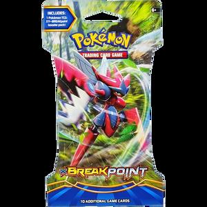 XY Break Point (Mega Scizor-EX Cover Art): Pokemon Trading Card Game Booster Pack (80070 / D)