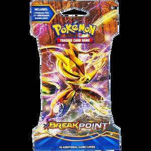 XY Break Point (Greninja BREAK Cover Art): Pokemon Trading Card Game Booster Pack (80070 / A)