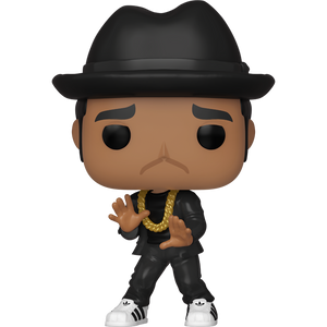 Run: Funko POP! Rocks x Run-DMC Vinyl Figure [#199 / 47168]