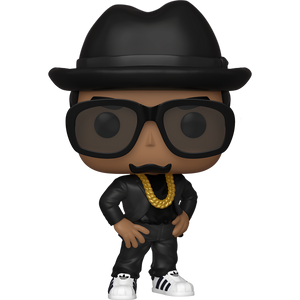 DMC: Funko POP! Rocks x Run-DMC Vinyl Figure [#200 / 47167]