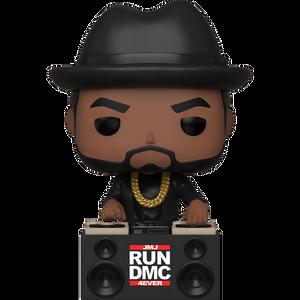Jam Master Jay: Funko POP! Rocks x Run-DMC Vinyl Figure [#201 / 47166]