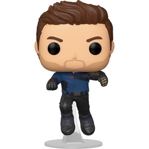 Winter Soldier: Funko POP! Marvel x The Falcon and The Winter Soldier Vinyl Figure [#701 / 51625]