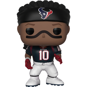 DeAndre Hopkins [Houston Texans]: Funko POP! Football x NFL Vinyl Figure [#122 / 42866]
