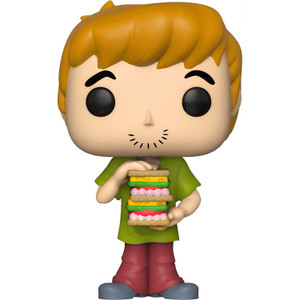 Shaggy: Funko POP! Animation x Scooby-Doo Vinyl Figure [#626 / 39949]