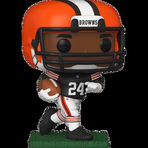 Nick Chubb [Browns]: Funko POP! Football x NFL Vinyl Figure [#140 / 50099]