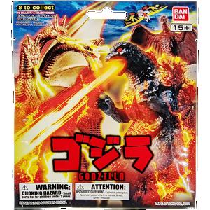 Classic Godzilla Random Blind Bag Micro-Figure (1 Bag)