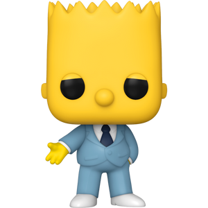 Gangster Bart: Funko POP! TV x The Simpsons Vinyl Figure [#900 / 52947]