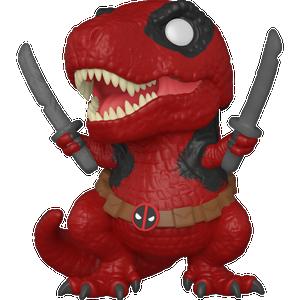 Dinopool: Funko POP! Marvel x Deadpool Vinyl Figure [#777 / 54655]