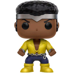 Luke Cage (PX Exclusive): Funko POP! Marvel x Marvel Universe Vinyl Figure
