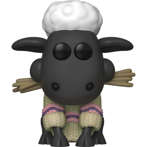 Shaun the Sheep: Funko POP! Animation x Wallace and Gromit Vinyl Figure [#777 / 47695]