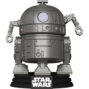 Concept Series R2-D2: Funko POP! x Star Wars Vinyl Figure [#424 / 50111]