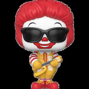 Rock Out Ronald McDonald: Funko POP! Ad Icons x McDonald's Vinyl Figure [#109 / 52991]