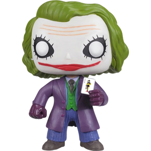 The Joker: Funko POP! Heroes x The Dark Knight Trilogy Vinyl Figure [#036 / 03372]