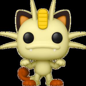Meowth: Funko POP! Games x Pokémon Vinyl Figure [#780 / 55229]