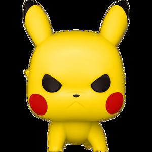 Pikachu: Funko POP! Games x Pokémon Vinyl Figure [#779 / 55228]