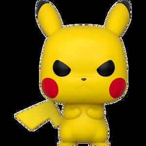 Pikachu: Funko POP! Games x Pokémon Vinyl Figure [#598 / 48401]