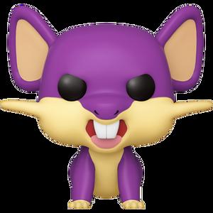 Rattata: Funko POP! Games x Pokémon Vinyl Figure [#595 / 48398]