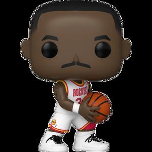 Hakeem Olajuwon [Rockets]: Funko POP! Basketball x NBA Vinyl Figure [#106 / 55219]