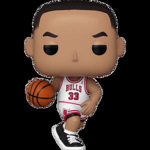Scottie Pippen [Bulls]: Funko POP! Basketball x NBA Vinyl Figure [#108 / 55221]