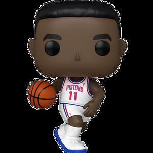 Isiah Thomas [Pistons]: Funko POP! Basketball x NBA Vinyl Figure [#101 / 47910]