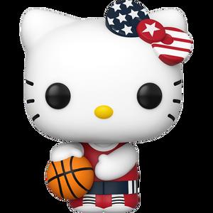 Hello Kitty [Basketball]: Funko POP! Hello Kitty x Team USA Vinyl Figure [#033 / 48691]