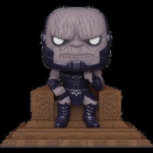 Darkseid on Throne: Funko POP! Movies x Zack Snyder's Justice League Vinyl Figure [#1128 / 56798]
