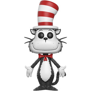 Cat in the Hat (B&N Exclusive): Funko POP! Books x Dr. Seuss Vinyl Figure