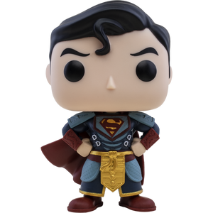Superman: Funko POP! Heroes x DC Imperial Palace Vinyl Figure [#402 / 52433]