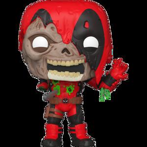 Zombie Deadpool: Funko POP! Marvel Zombies Vinyl Figure [#661 / 49126]
