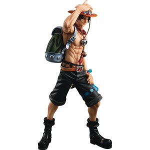 Portgas D. Ace [10th Special Edition]: One Piece x Megahouse Portrait of Pirates DX Figure