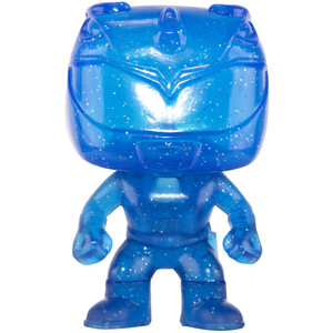 Blue Ranger [Morphing] (GameStop Exclusive): Funko POP! TV x Power Rangers Vinyl Figure