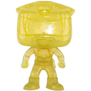 Yellow Ranger [Morphing] (GameStop Exclusive): Funko POP! TV x Power Rangers Vinyl Figure