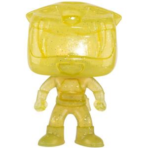 Yellow Ranger [Morphing] (GameStop Exclusive): Funko POP! TV x Power Rangers Vinyl Figure