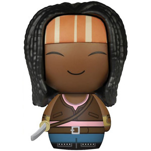 Michonne: Funko Dorbz x Walking Dead Vinyl Figure