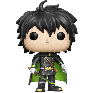 Yuichiro Hyakuya: Funko POP! Animation x Seraph of the End Vinyl Figure