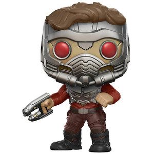 "Star-Lord (Toys ""R"" Us Exclusive): Funko POP! Marvel x Guardians of the Galaxy 2 Vinyl Figure [#209 / 12787]"