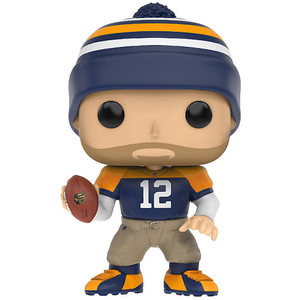 "Aaron Rodgers [Packers] (Toys ""R"" Us Exclusive): Funko POP! Football x NFL Vinyl Figure [#043 / 11390]"