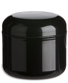 4oz Double Wall Jar in Black
