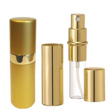 Gold Half Ounce Spray Bottle