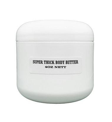Jar of Super Thick Body Butter