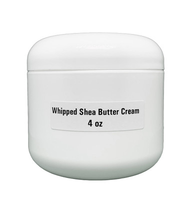 4oz Jar Whipped Shea Butter Cream