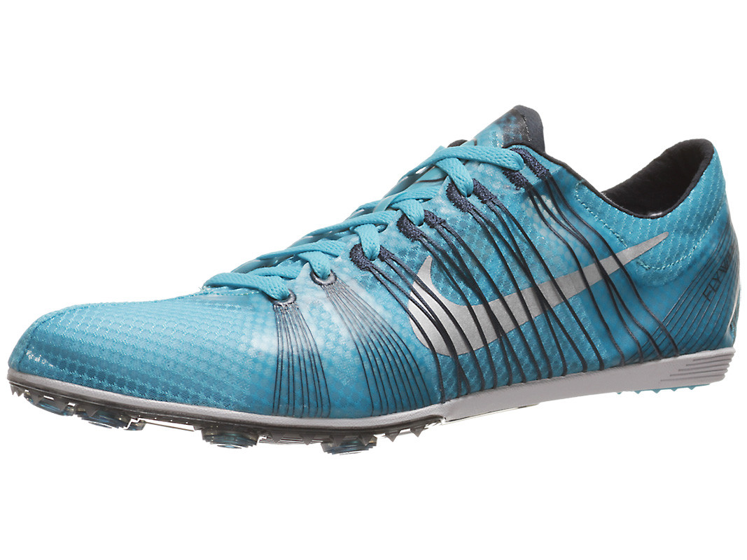 Pantano Pendiente en frente de  Nike Zoom Victory Elite - Gamma Blue - Superfly Athletics