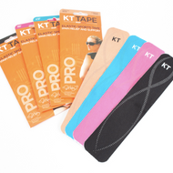 """KT Tape- Pro Fast Pack, 3-Pack, 10"""" Strips"""
