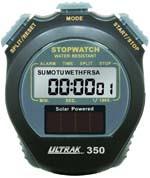 ULTRAK 350 - Solar Power Stopwatch