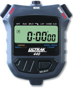 ULTRAK 440 - Countdown Timer & Lap or Cum Stopwatch