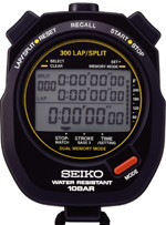SEIKO S141 - 300 Lap Memory