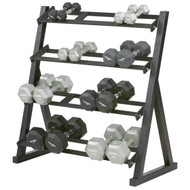 4-Tier Dumbbell Racks