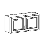 W2418 Wall Cabinets